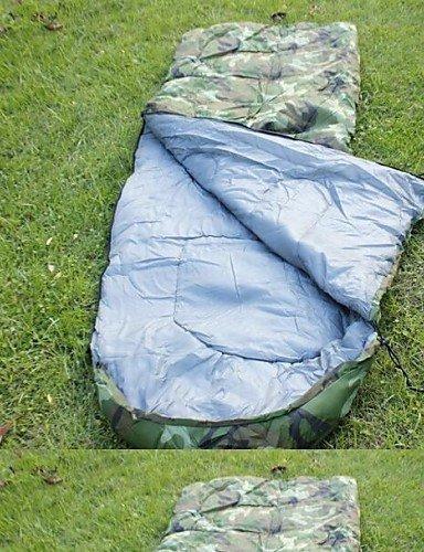 KOE Schlafsack ( Rot / Blau / Camouflage ) -Feuchtigkeitsundurchl?ssig / Staubdicht / Winddicht / warm halten / Extraleicht(UL) / Kaltes