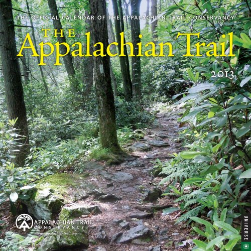 The Appalachian Trail 2013 Wall Calendar