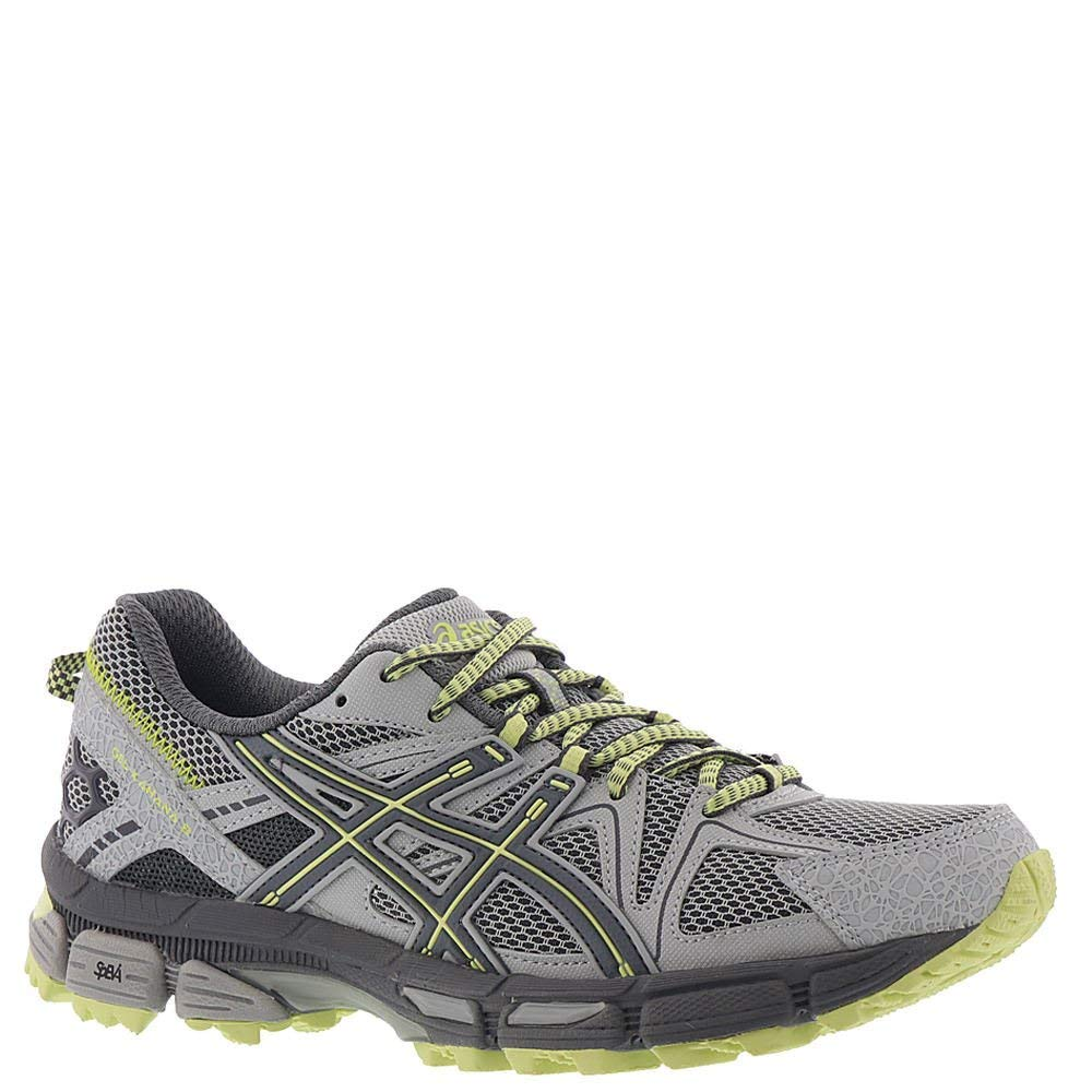 ASICS Gel-Kahana 8 Trail Running Shoes - Women's, Mid Grey/Carbon/Limelight, T6L5N.9697-9.5 by ASICS