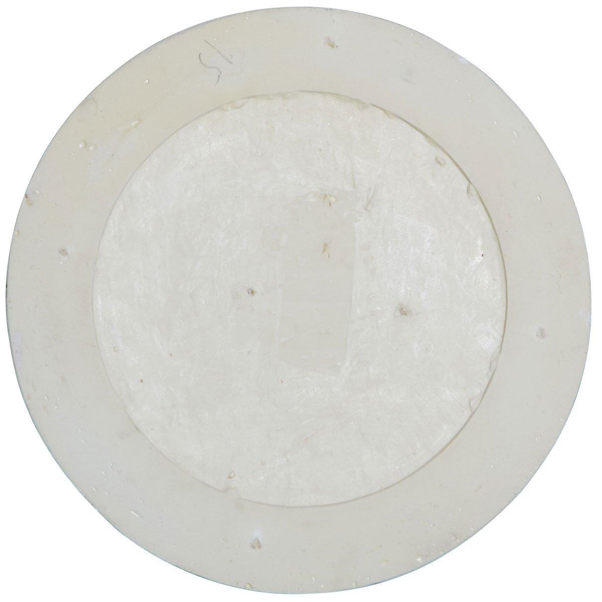 Ekena Millwork ROS08X08LI-CASE-4 Rosette 4 Pack Factory Primed
