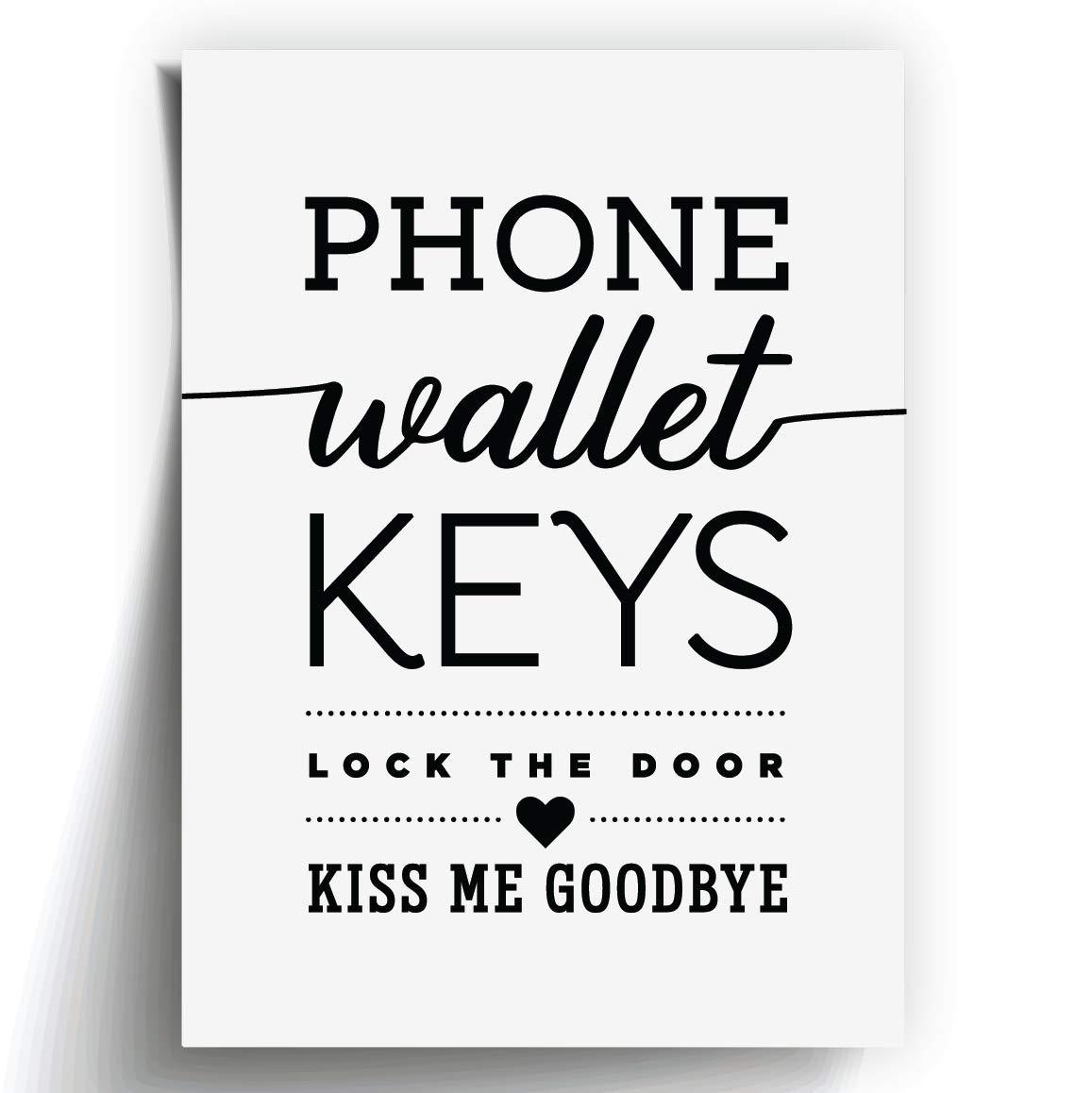 Keys 5x7 Print
