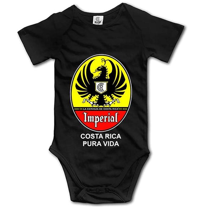 TooLoud Costa Rica Flag Infant T-Shirt Dark