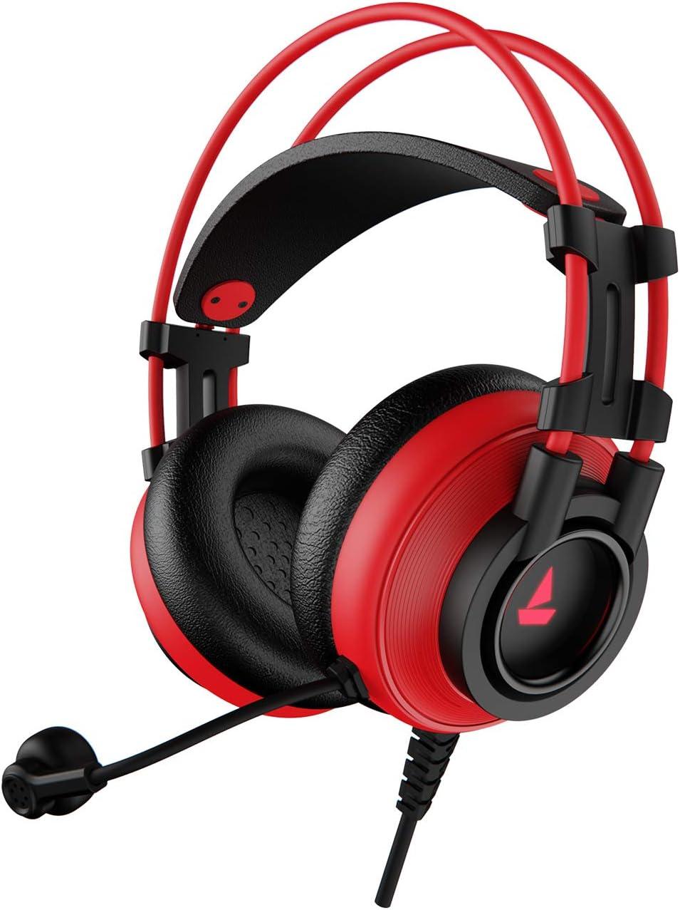 Boat Immortal IM-200 Gaming Headphones: Price, Specs, Launch Date