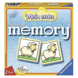 Ravensburger Kinderspiele 21130 - Mein erstes memory 6