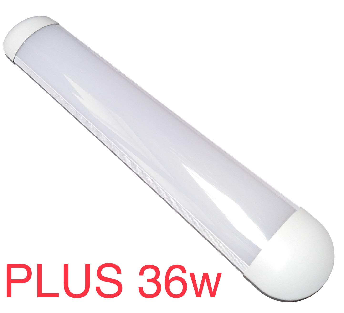 (LA) Pantalla 60cm PLUS. DOBLE POTENCIA! 36w, color blanco neutro 4500K