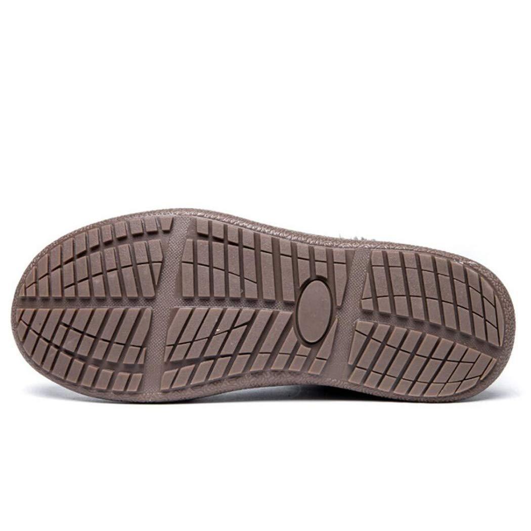 Zxcvb Mens Lightweight Winter Winter Winter Schneeschuhe schnüren Sich Ankle Stiefelie Outdoor Warm Plüsch Schuh Frauen 0ad69d
