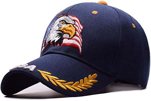 Gorra de béisbol al Aire Libre Hombres águila Gorra de béisbol al ...