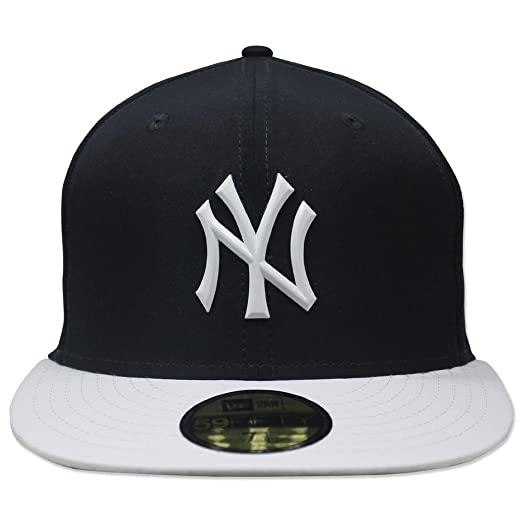 a9be5645f6f Amazon.com   New York Yankees New Era 2018 On-Field Prolight Batting  Practice 59FIFTY Fitted Hat - Navy White (7 3 4)   Sports   Outdoors
