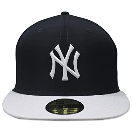 cheap for discount 84fac 8e7a7 Amazon.com   New York Yankees New Era 2018 On-Field Prolight Batting  Practice 59FIFTY Fitted Hat - Navy White (7 3 4)   Sports   Outdoors
