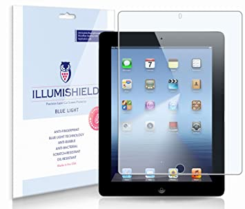 Amazoncom Illumishield Apple Ipad 4 With Retina Display Hd