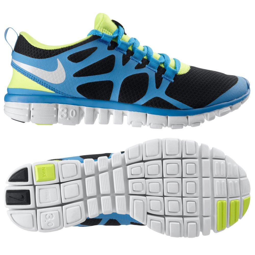 watch c146e f02ef NIKE Free 3.0 V3 Running Shoes - 14: Amazon.co.uk: Shoes & Bags