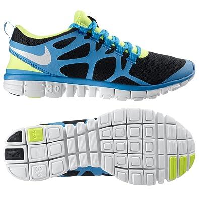 a093e4731c Nike Herren Laufschuhe Free 3.0 V3 453974 44 Schwarz-Blau: Amazon.de ...