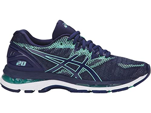 pas mal be89c 6a58c ASICS Gel-Nimbus 20, Chaussures de Running Femme: Amazon.fr ...
