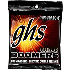 ghs strings gb10 1 2 guitar boomers nickel plated electric guitar strings light. Black Bedroom Furniture Sets. Home Design Ideas