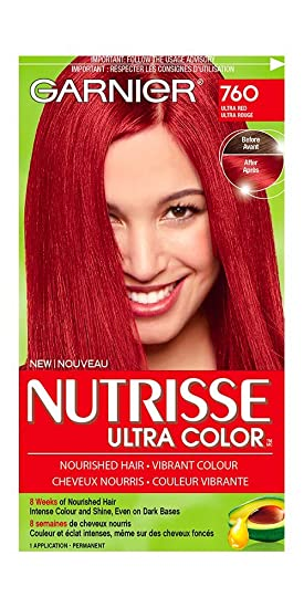 Color red cheveux