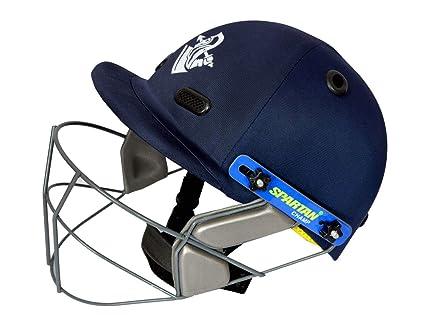 Buy Spartan Champ Cricket Helmet Size- Small 81298d1fe3