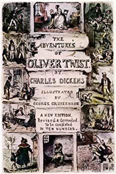 review of oliver twist by charles Oliver twist is a novel teeming with many closely interrelated ideas there is preoccupation with the miseries of poverty and the spread of its degrading effect.