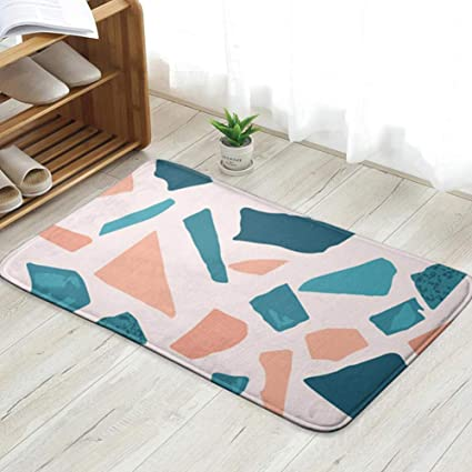 Amazon Com Cool Pillow Terrazzo Floor Marble Hand Crafted