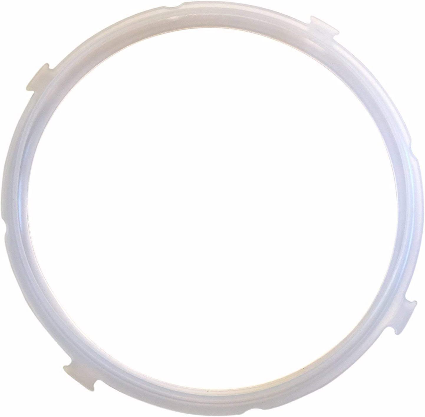 """""""Silicone Gasket Compatible with FARBERWARE 7-In-1 Programmable (2nd GEN) Pressure Cooker Model WM-CS6016WP"""". This gasket is not created or sold by Farberware."""