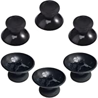 OSTENT Analog Stick Cap Replacement Repair Compatible for Microsoft Xbox One Controller - Pack of 6