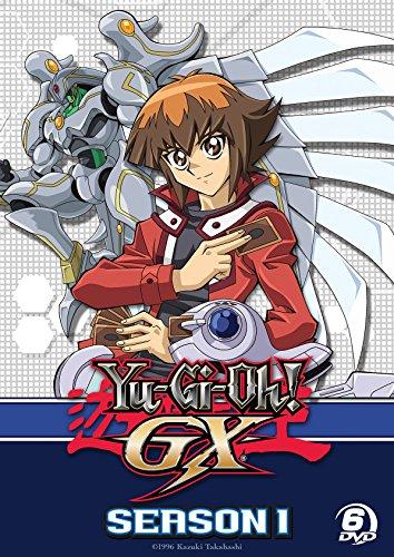 Top 8 yugioh gx dvd complete series
