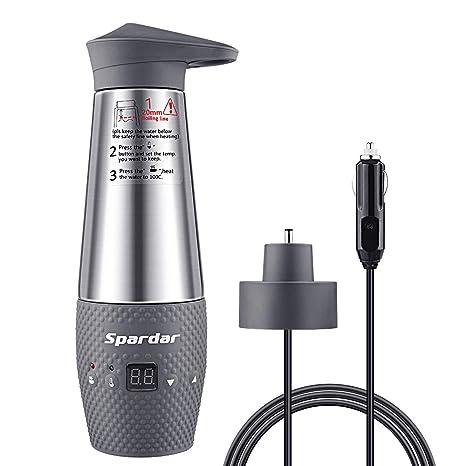 Amazon.com: Spardar - Taza de calentamiento de agua para ...