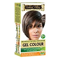 Indus Valley Natural Herbal Brown 4.0 Hair Colour Kit (Medium)