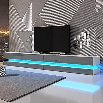 Aviator Mesa Flotante Para TV Mueble TV Colgante Unidad de