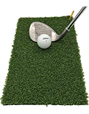 Fairway Pro+ Golf Mat | Winter Rules Fairway Mats | Professional Grade | Spring Clip Included | Protect your course