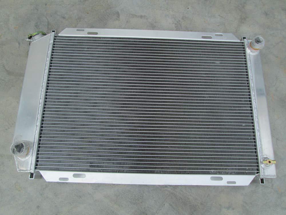 LX 5.0L V8 302 ALUMINUM RACING RADIATOR FOR 1979-1993 FORD MUSTANG GT
