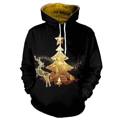 Jojo Christmas Sweater.Amazon Com Jojo Christmas Hoodie Sweater Digital Elk