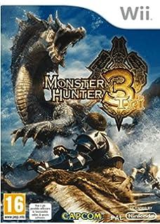 Monster Hunter Tri [Importación Alemana]: Amazon.es: Videojuegos