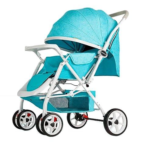 Cochecito de bebé Ligero Portable High Landscape Puede ...