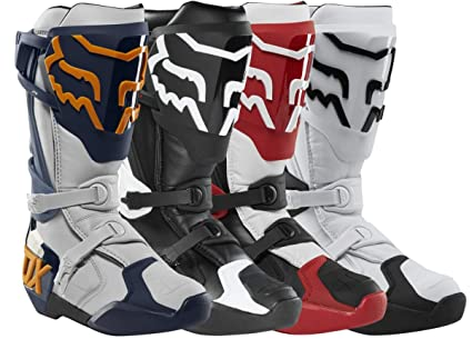 384ff648706 Fox Racing 2019 Comp R Boots (9) (WHITE)