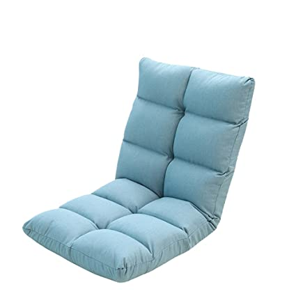 Amazon Com Creative Lazy Sofa Single Back Computer Chair Folding
