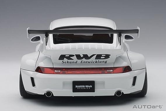 AUTOart Porsche 911/993 RWB - Escala 1/18: AutoArt: Amazon.es: Juguetes y juegos