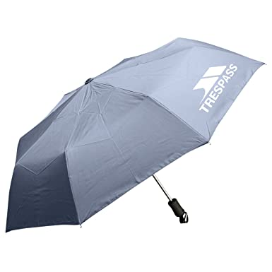 598dc94aaf117 Trespass Repel - Parapluie automatique (Taille unique) (Granit ...