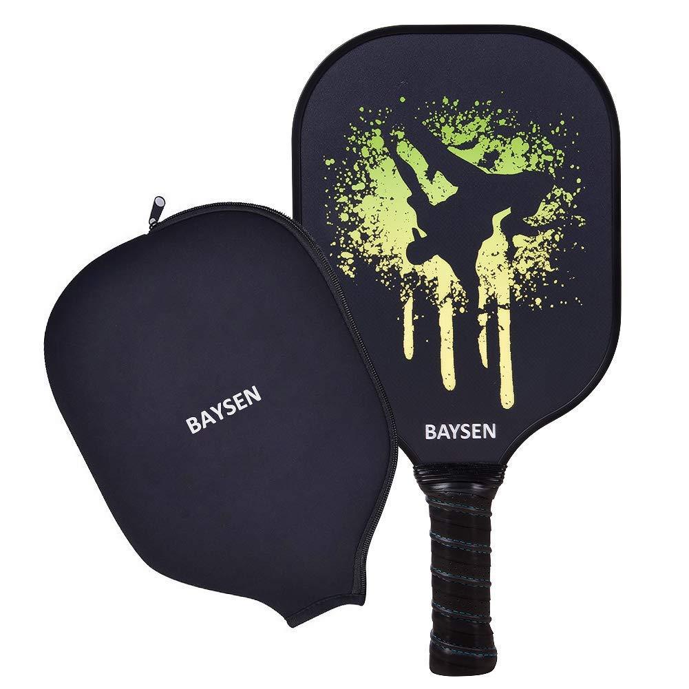 Amazon.com : Baysen Pickleball Paddle, Graphite Lightweight ...