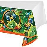 Bug Eyed Plastic Tablecloth