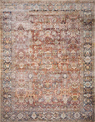 Loloi ll Layla Collection LAY-02 Classic Traditional Area Rug 7