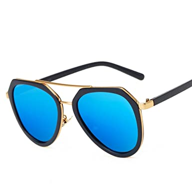 Women Classic Alloy Hd Polarized Uv400 Mirror Female ...