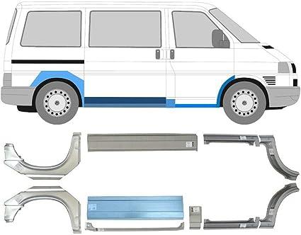 Transporter T4 Swb/mwb 90-03 - Panel de reparación para umbral de puerta (10 unidades): Amazon.es: Coche y moto