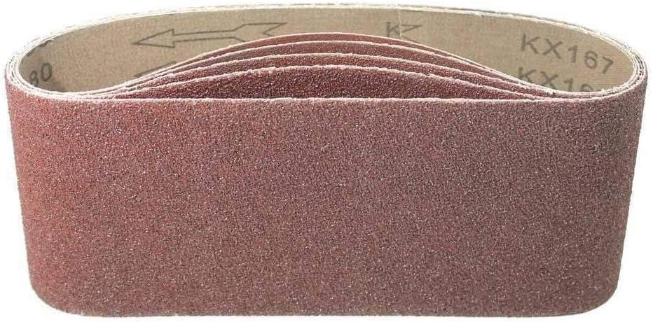30/tejido/ /Lija 100/x 560/mm Mix//grano 6/x grano 40, grano 60, grano 80, grano 120, grano 180,//lija//lija//lijadora de banda