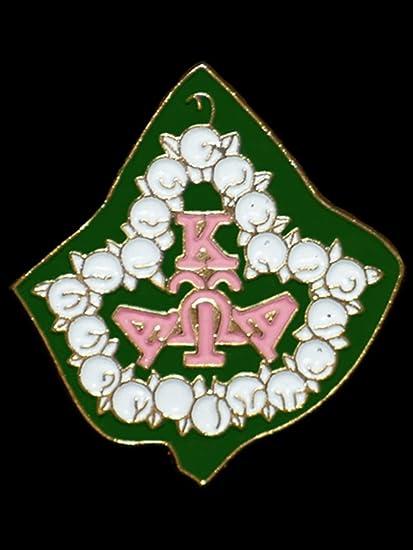 3bcdff00ef2 Amazon.com   Alpha Kappa Alpha Sorority (AKA) Ivy Leaf Lapel Pin    Everything Else
