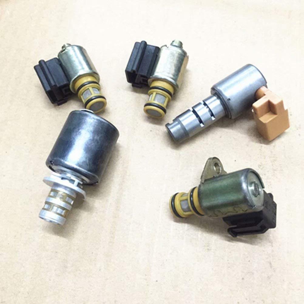 Amazon com: 5pcs Transmission Shift Solenoid Kit 4L60E 4L80E