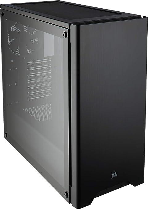 Corsair Carbide 275R - Caja de ordenador semitorre para juegos ...
