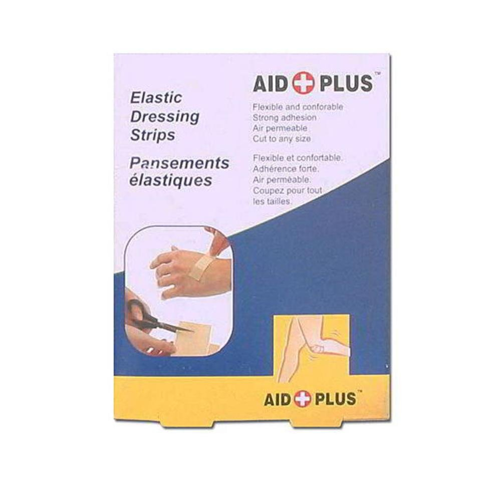 Amazon com 96 elastic dressing strips for first aid pack of 10