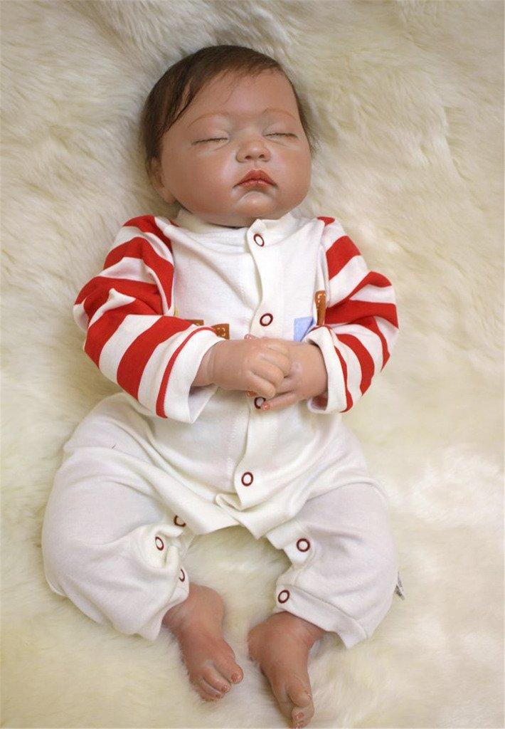 Terabithia Rare Alive Cuddle Silicone Vinilo Reborn bebé muñecas
