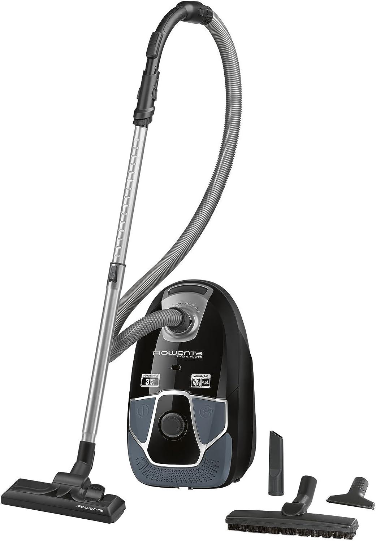 Rowenta X-TREM RO6856 - Aspiradora (550 W, Aspiradora cilíndrica, Secar, Bolsa para el polvo, 4,5 L, Filtrado): Amazon.es: Hogar