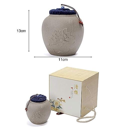 Cunmaa-c Ashes Urn - Botellas de Almacenamiento de Cenizas ...